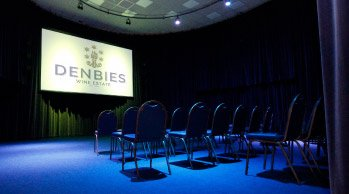 CONFERENCE ROOMS AND DIMENSIONS